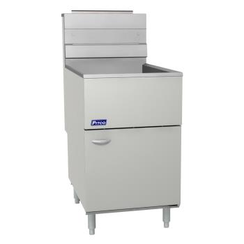 PIT65CSS - Pitco - 65C+SS - Stainless Steel Economy 80 Lb Gas Fryer Product Image