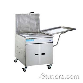 PITE24 - Pitco - E24 - 150 Lb Electric Donut Fryer w/ Electric Thermostat Product Image