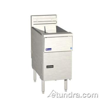 PITSE14RSSTC - Pitco - SE14RSSTC - Solstice 50 Lb High Production Electric Fryer w/ Solid State Controller Product Image