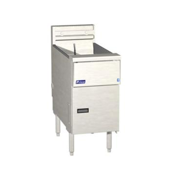 PITSE14RSSTC - Pitco - SE14RSSTC - Solstice 50 Lb High Production Electric Fryer Product Image