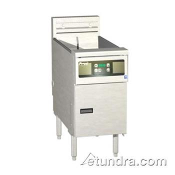 PITSE14XD - Pitco - SE14XD - Solstice 50 Lb Electric Fryer w/ Digital Controller Product Image