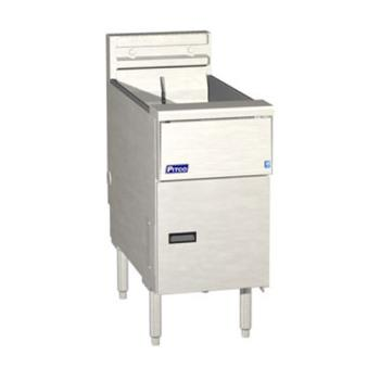 PITSE14XSSTC - Pitco - SE14XSSTC - Solstice 50 Lb Electric Fryer w/ Solid State Controller Product Image