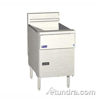 PITSE184RC - Pitco - SE184RC - Solstice 60 Lb High Production Electric Fryer w/ Computer Controller Product Image