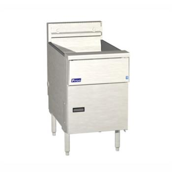 PITSE184SSTC - Pitco - SE184SSTC - Solstice 60 Lb Electric Fryer w/ Solid State Controller Product Image