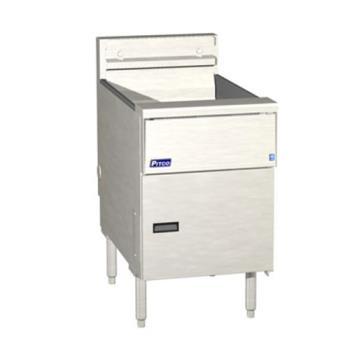 PITSE18RC - Pitco - SE18RC - Solstice 90 Lb High Production Electric Fryer Product Image