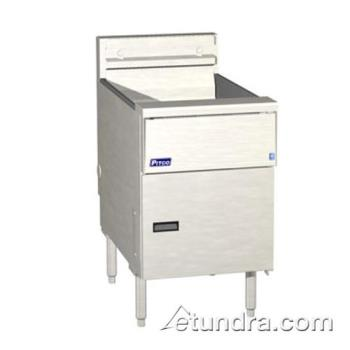 PITSE18RSSTC - Pitco - SE18RSSTC - Solstice 90 Lb High Production Electric Fryer w/ Solid State Controller Product Image