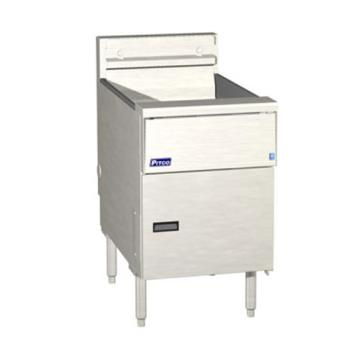 PITSE18RSSTC - Pitco - SE18RSSTC - Solstice 90 Lb High Production Electric Fryer Product Image