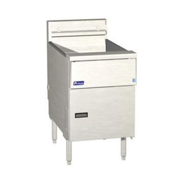 PITSE18SSTC - Pitco - SE18SSTC - Solstice 90 Lb Electric Fryer w/ Solid State Controller Product Image