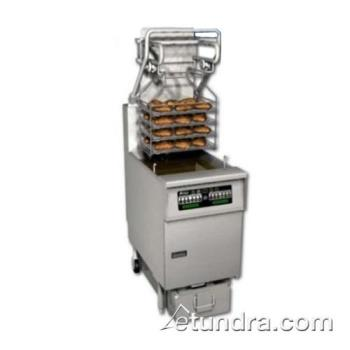 PITSFSG6D - Pitco - SFSG6D - Solstice 85 Lb EZ Lift Rack Fryer & Filter Drawer w/ Digital Controller Product Image