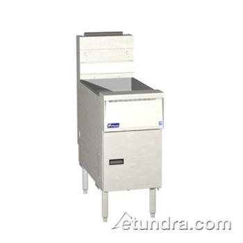 PITSG14RSC - Pitco - SG14RS-C - Solstice 50 Lb High Production Gas Fryer Product Image