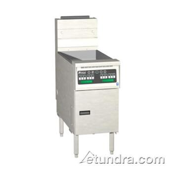 PITSG14RSM - Pitco - SG14RS-M - Solstice 50 Lb High Production Gas Fryer w/ Millivolt Controller Product Image