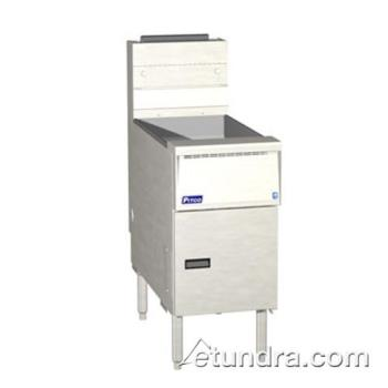 PITSG14RS - Pitco - SG14RS - Solstice Standard High Production 50 Lb Gas Fryer Product Image