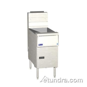 PITSG14RSSSTC - Pitco - SG14RS-SSTC - Solstice 50 Lb High Production Gas Fryer Product Image