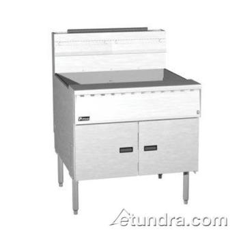 PITSGM18X24SSTC - Pitco - SGM18X24SSTC - Megafry 110 Lb Gas Fryer w/ Solid State Controller Product Image