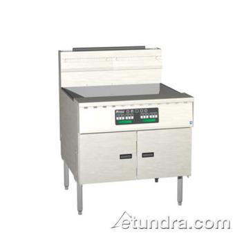 PITSGM34C - Pitco - SGM34C - Megafry 210 Lb Gas Fryer w/ Computer Controller Product Image