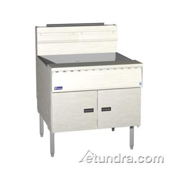PITSGM34SSTC - Pitco - SGM34SSTC - Megafry 210 Lb Gas Fryer w/ Solid State Controller Product Image