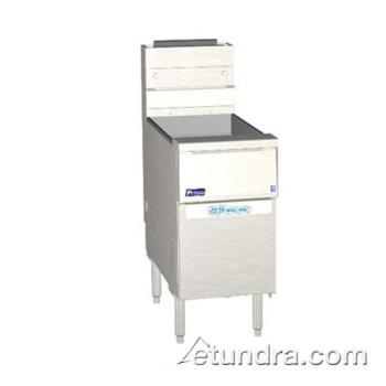 PITSSH55RC - Pitco - SSH55RC - Solstice Supreme High Production 50 Lb Gas Fryer w/ Computer Controller Product Image