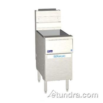 PITSSH60WRD - Pitco - SSH60WRD - Solstice Supreme High Production 60 Lb Gas Fryer w/ Digital Controller Product Image