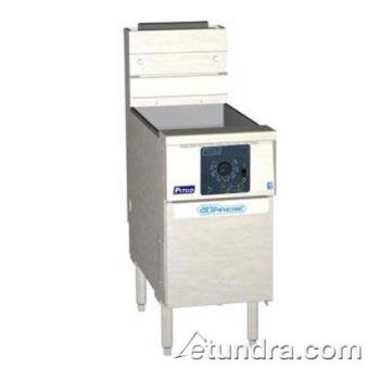 PITSSH75RCS - Pitco - SSH75R-C - Solstice Supreme High Production 75 Lb Gas Fryer w/ Computer Controller Product Image