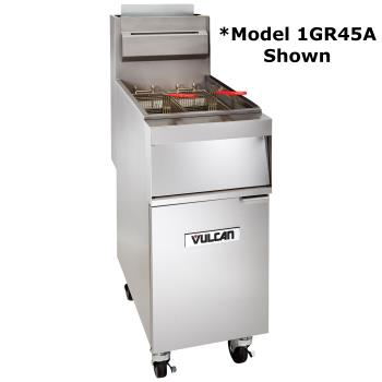 VUL1GR85M - Vulcan - 1GR85M - 85 lb Natural Gas Fryer Product Image