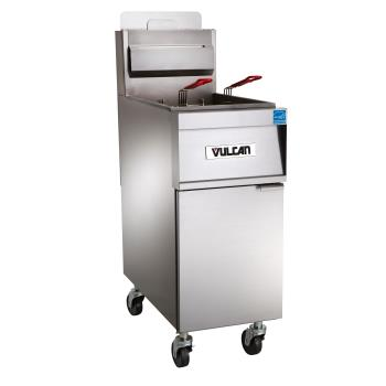 VUL1TR45A - Vulcan - 1TR45A - PowerFry3™ 45 lb Gas Fryer Product Image