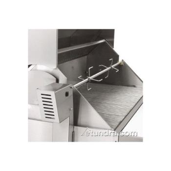 CRORT48BI - Crown Verity - CV-RT-48BI - 48 in Built-In Grill Rotisserie Assembly Product Image