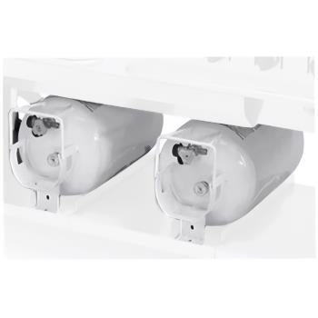 CROCYL30H - Crown Verity - CYL-30H - 30 lb Horizontal Propane Tank Product Image
