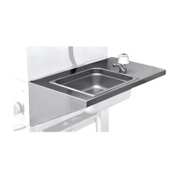 CRORHS - Crown Verity - RHS - Removable Grill Hand Sink Product Image