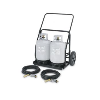 CRORPS486072 - Crown Verity - RPS-486072 - Remote Propane Cart Product Image