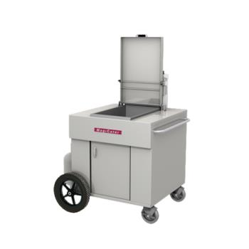 MAGMCF18 - MagiKitch'n - MCF18 - 65 Lb Portable Outdoor LP Fryer Product Image