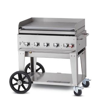 CROMG36LP - Crown Verity - CV-MG-36 - Mobile 36 in LP Griddle Product Image