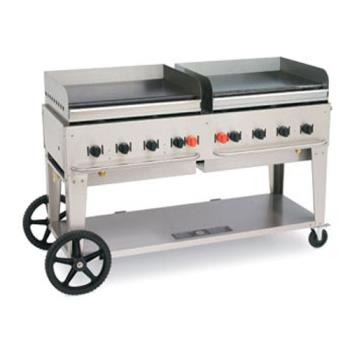 "CROMG60LP - Crown Verity - CV-MG-60 - Mobile 60"" LP Griddle Product Image"