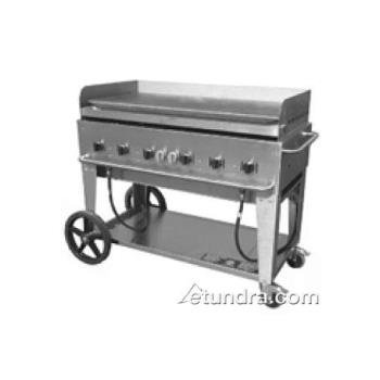 "CROMG48LP - Crown Verity - MG-48-LP - Mobile 48"" LP Griddle Product Image"