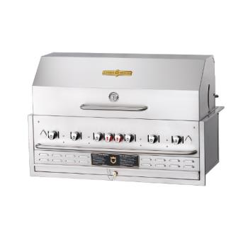 CROCVBI48PKGNG - Crown Verity - CV-BI-48PKG-NG - 46 in X 21 in Outdoor Natural Gas Grill Product Image