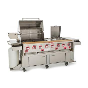 PITMKO60 - MagiKitch'n - MKO60 - 60 in Outdoor Modular Cooking Suite Product Image