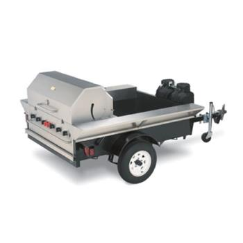 CROTG2 - Crown Verity - TG-2 - 48 in Towable Outdoor Charbroiler Product Image