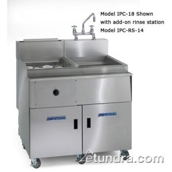 IMPIPCRS18 - Imperial - IPC-RS-18 - 16 Gallon Pasta Rinse Station Product Image