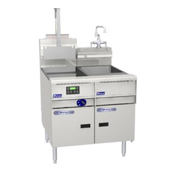 PITSSRS14 - Pitco - SSRS14 - Solstice Supreme Rinse Station Product Image