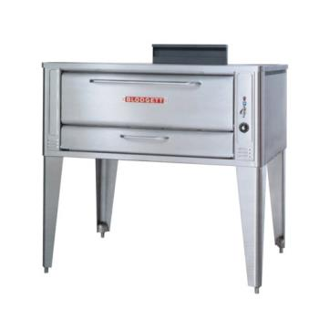 BLO1048 - Blodgett - 1048 Single - 48 in Single Natural Gas Pizza Deck Oven Product Image