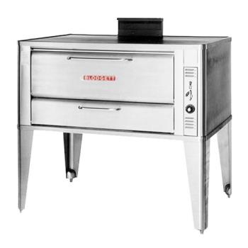 BLO901SINGLE - Blodgett - 901 Single - 51 x 30 Gas Single Deck Oven Product Image