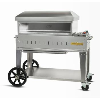 CROCVPZ36MBNG - Crown Verity - CV-PZ-36-MB-NG - 36 in Mobile Pizza Oven Product Image