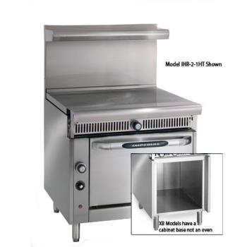 "IMPIHR1FTXB - Imperial - IHR-1FT-XB - Diamond Series ""36 French Top w/ Cabinet Base Product Image"
