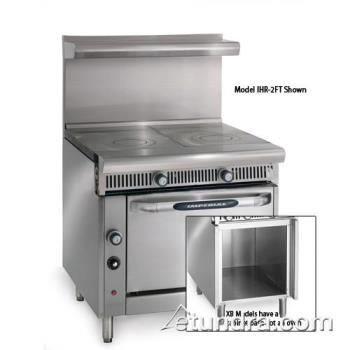 "IMPIHR2FTXB - Imperial - IHR-2FT-XB - Diamond Series (2) 18"" French Tops w/ Cabinet Base Product Image"