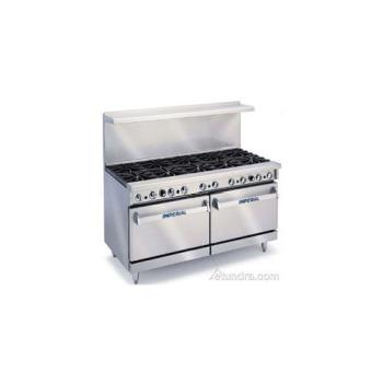 "IMPIR10 - Imperial - IR-10 - 60"" Restaurant Range w/ 10 Burners & Standard Oven Product Image"