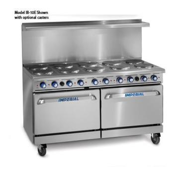IMPIR10E - Imperial - IR-10-E - 60 in 10-Element Electric Range w/ Standard Ovens Product Image
