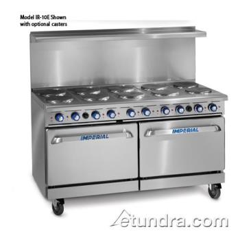 "IMPIR10E - Imperial - IR-10-E - 60"" Electric Restaurant Range Product Image"