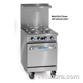 "IMPIR6E - Imperial - IR-6-E - 36"" Electric Restaurant Range Product Image"