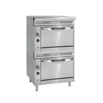 "IMPIHR2RO - Imperial - IHR-2RO - Diamond Series 36"" Double Standard Roast Oven Product Image"