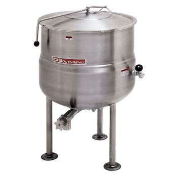 SOUKDLS100 - Crown Steam - DL-100 - 100 Gallon Direct Steam Kettle Product Image