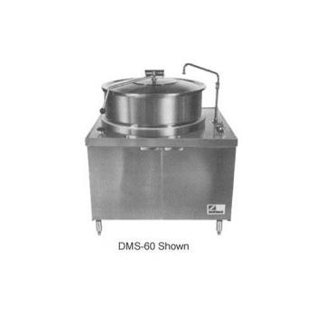 SOUDMS60 - Crown Steam - DMS-60 - 60 Gallon Floor Model Direct Steam Kettle Product Image